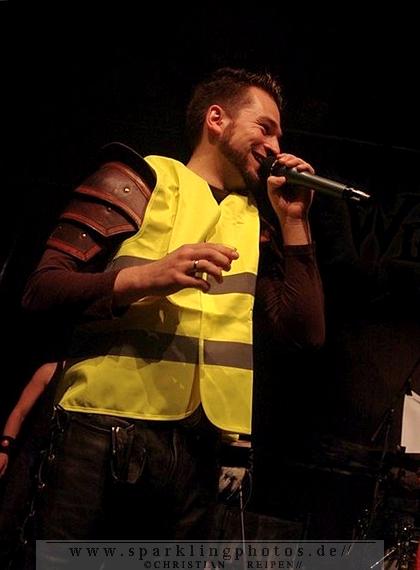 VAN CANTO, ORDEN OGAN & WINTERSTORM - Dortmund, FZW (13.04.2014)