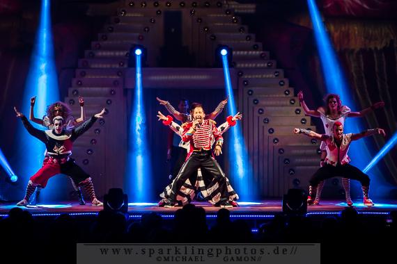 DJ BOBO - Dortmund, Westfalenhalle 1 (09.05.2014)