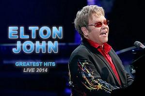 Preview : ELTON JOHN stellt sein 30. Album live vor