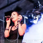 LONDON AFTER MIDNIGHT - Dresden, Reithalle Strasse E (18.07.2014)
