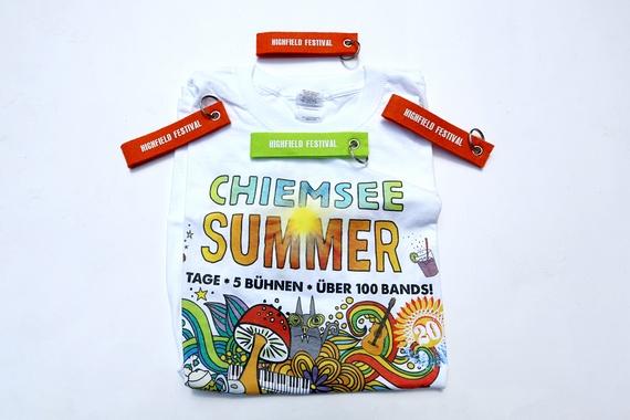 Verlosung: Gewinnspiel zum CHIEMSEE SUMMER FESTIVAL 2014