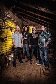 Preview : BLACK STONE CHERRY - Deutschland Tour im Oktober
