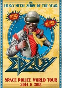 Preview : EDGUY und UNISONIC gemeinsam auf Tour ab September 2014