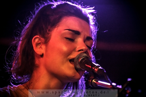 HONEYBLOOD - Köln, Blue Shell (01.10.2014)