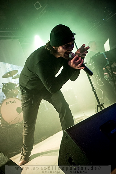 FRONT LINE ASSEMBLY & FULL CONTACT 69 - Oberhausen, Kulttempel (23.10.2014)