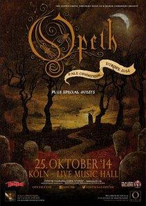 Preview : OPETH kommen endlich wieder live nach Deutschland