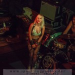 BARB WIRE DOLLS & SO WHAT! - Essen, Panic Room (25.10.2014)