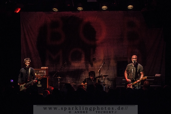 BOB MOULD & YOUNG KNIVES - Köln, Gebäude 9 (07.11.2014)