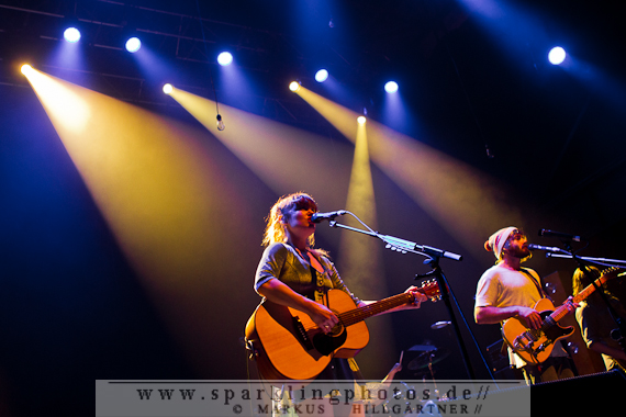 ANGUS & JULIA STONE & THE STAVES - Köln, Palladium (14.11.2014)