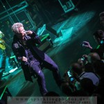 Neue Fotos & Setlist: BILLY IDOL