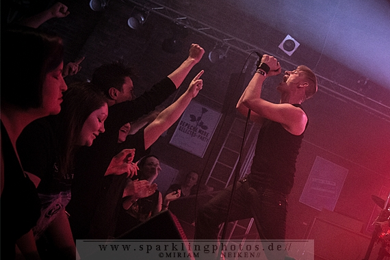 FRONT 242 & STERIL - Oberhausen, Kulttempel (06.12.2014)