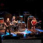 NEW MODEL ARMY & HUGH CORNWELL - Köln, Palladium (20.12.2014)