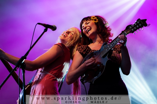 Preview : Expect The Unexpected mit KATZENJAMMER live auf Tour 2015