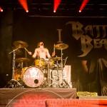 SABATON, DELAIN & BATTLE BEAST - Oberhausen, Turbinenhalle (09.01.2015)