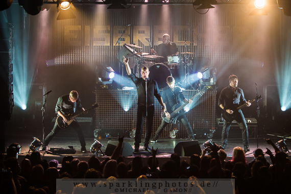 """Preview : EISBRECHER mit neuem Album """"Schock"""" auf Tour ab Februar 2015"""