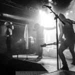 UNZUCHT & DEATH VALLEY HIGH - Bochum, Matrix (31.01.2015)