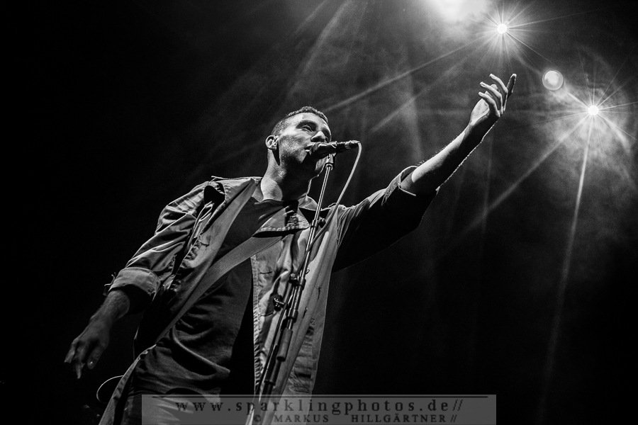 THE KOOKS & BLEACHERS - Köln, Palladium (18.02.2015)