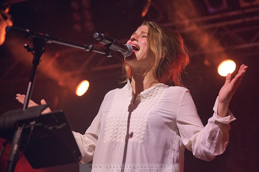 SELAH SUE & GABRIEL RIOS - Köln, Live Music Hall (18.03.2015)