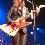 HALESTORM, WILSON & NOTHING MORE - Köln, Live Music Hall (02.04.2015)