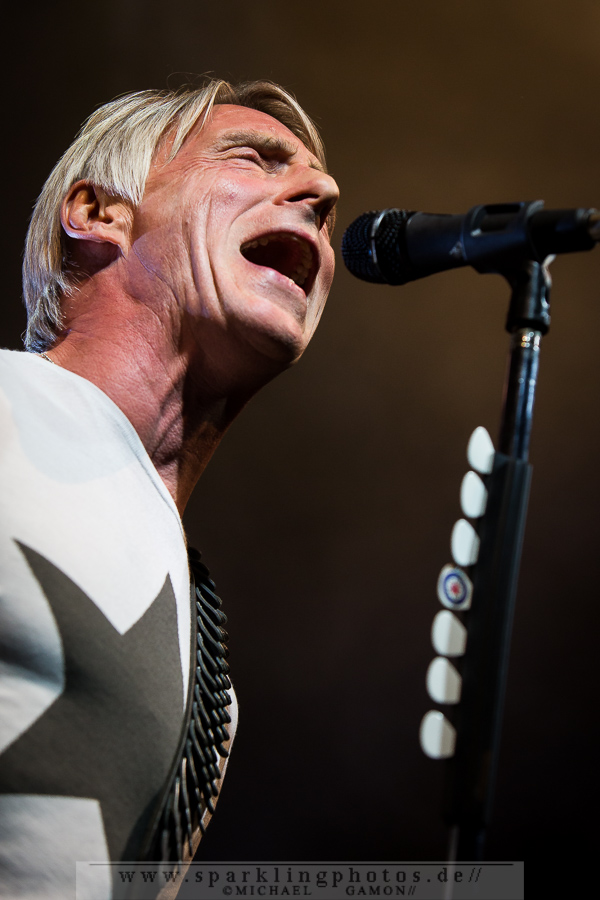 PAUL WELLER & THE VALS - Köln, Gloria (13.04.2015)