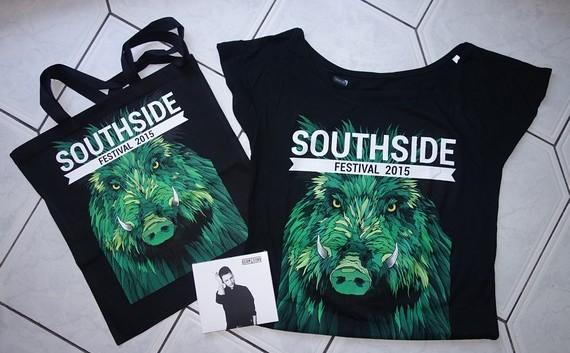 Verlosung zum SOUTHSIDE FESTIVAL 2015 in Neuhausen Ob Eck