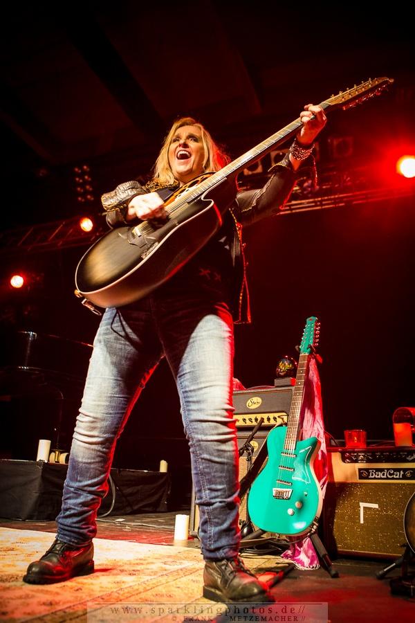 MELISSA ETHERIDGE - Köln, Live Music Hall (23.04.2015)