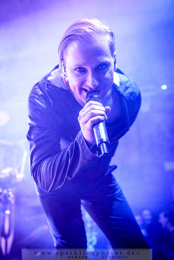 AND ONE & BEYOND OBSESSION - Oberhausen, Kulttempel (24.04.2015)
