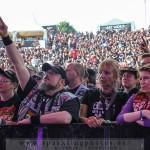 ROCK HARD FESTIVAL 2015 - Gelsenkirchen, Amphitheater (22.-24.05.2015)
