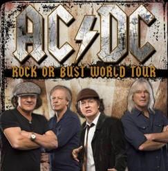 Preview : Rock Or Bust - AC/DC auf Deutschlandtour 2015