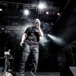 2. DARKFLOWER LIVE NIGHT OPEN AIR - Leipzig, Parkbühne (04.07.2015)