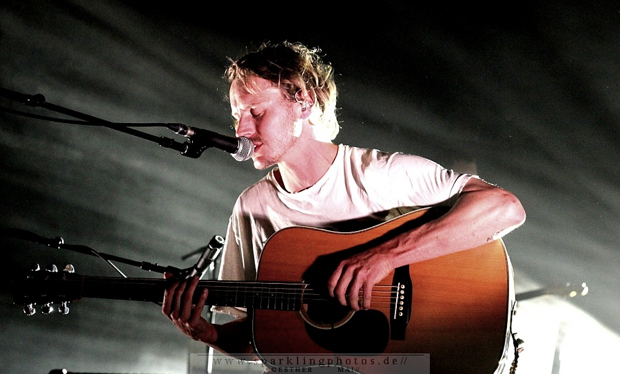BEN HOWARD & FRIENDS - Köln, Palladium (22.08.2015)