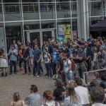 OPEN SOURCE FESTIVAL 2015 - Düsseldorf, Galopprennbahn (27.06.2015)