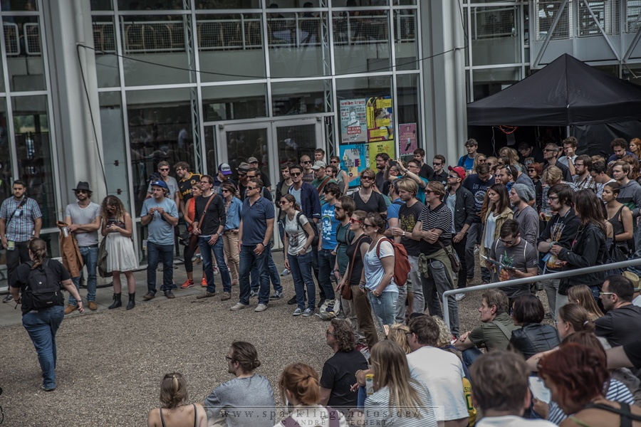 OPEN SOURCE FESTIVAL 2015 - Düsseldorf, Galopprennbahn (27.06.2015)