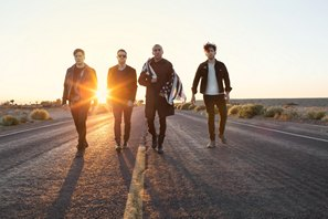 Preview : FALL OUT BOY für drei Shows im Oktober 2015 in Deutschland
