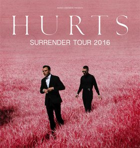 HURTS: Neues Album Surrender am 09.10.2015, Tour ab Februar 2016
