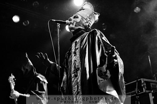 Preview : GHOST gehen auf Black To The Future-Tour - 16.11. auch in Köln