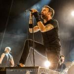 RISE  AGAINST & REFUSED - Dortmund, Westfalenhalle (13.10.2015)