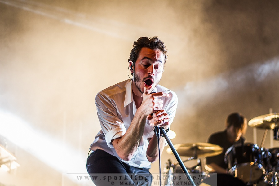 EDITORS & THE TWILIGHT SAD - Köln, Palladium (02.11.2015)