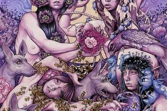 Baroness_2015_Album_Cover