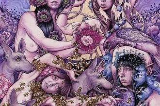 Baroness_2015_Album_Cover