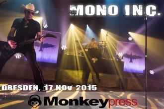 Fotos: Mono Inc.