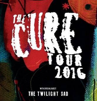 THE CURE kommen im Herbst 2016 auf Europatour