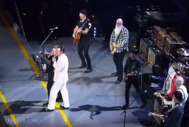 Live in Paris: EAGLES OF DEATH METAL auf Einladung von U2 zurück auf der Bühne