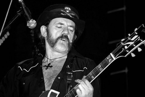 R.I.P. - Lemmy Kilmister, legendärer Fronter von MOTÖRHEAD ist tot!