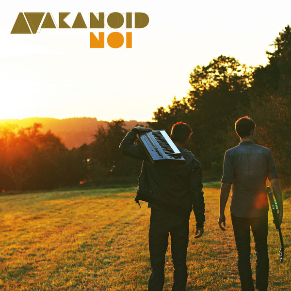 Cover: Akanoid - NOI