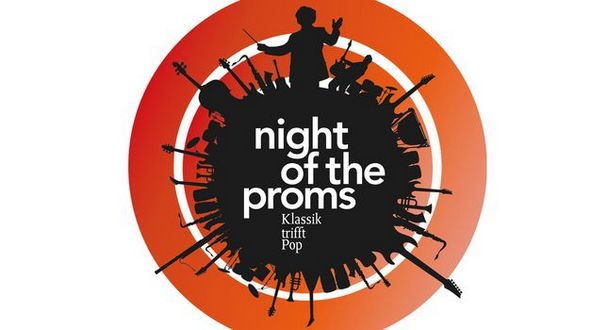 NIGHT OF THE PROMS  2015 mit THE BEACH BOYS, OMD, MARIA MENA, JOHANNES OERDING und mehr