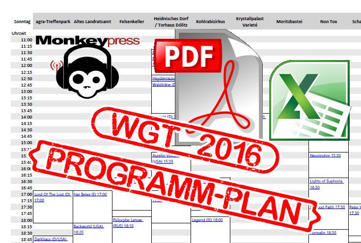 WGT 2016 – Wave-Gotik-Treffen in Leipzig – Bands, WGT-Zeitplaner, News und Co. hier!