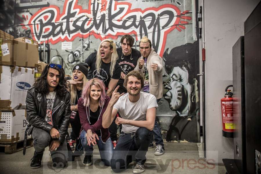 The Subways & Die Mannequin, (c) André Techert