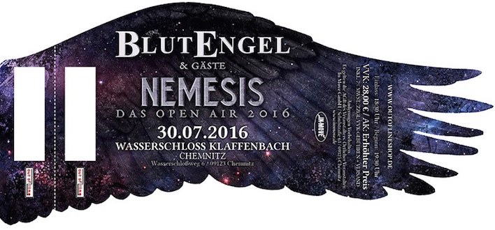 "Blutengel – ""Nemesis"" Best of Album und Open-Air Event"