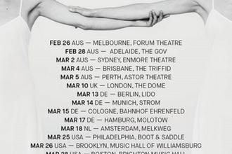 """Abgesagt: The Jezabels kommen mit neuem Album """"Synthia"""" auf Tour"""